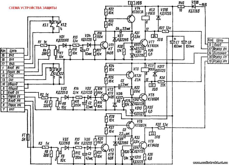 системе 75АС-001 имеется